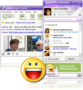 Yahoo Messenger!